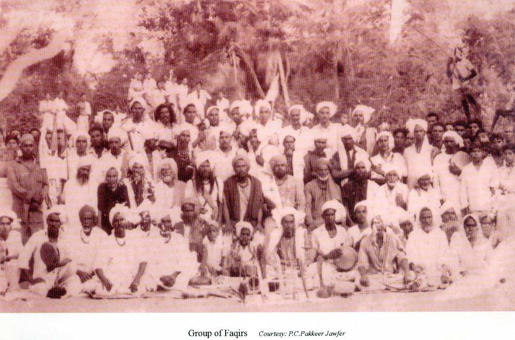 Group of faqirs, Daftar Jailani